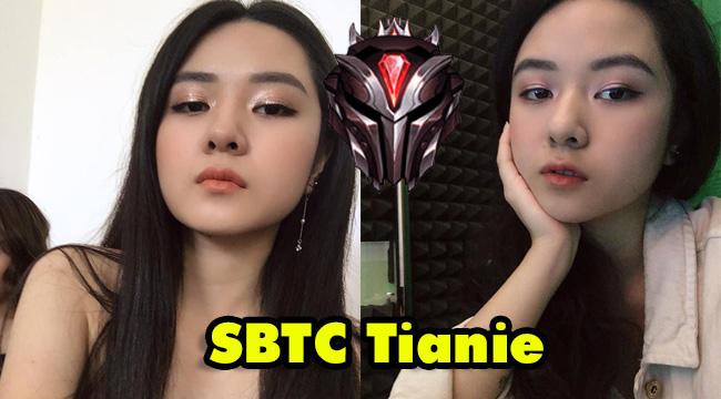 LMHT: Hé lộ nữ thành viên tiếp theo của SBTC thuộc dạng cực phẩm, rank Đại Cao Thủ