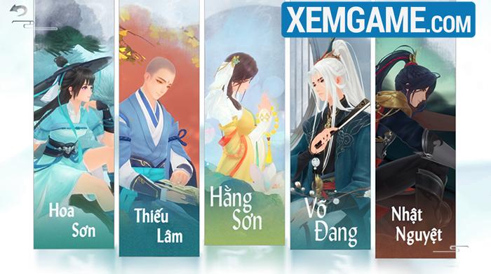 Tân Tiếu Ngạo VNG  mang đến chất lượng tuyệt hảo nhất có thể đến cho game thủ từng yêu mến các tác phẩm của Kim Dung Vo-hoc-tan-tieu-ngao-vng-rat-quen-thuoc-fan-kim-dung-1