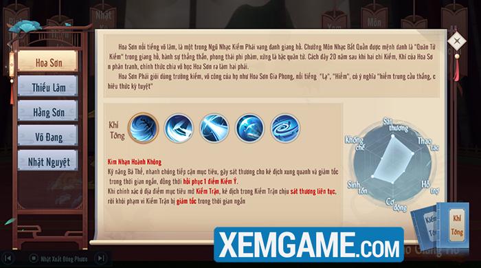 Tân Tiếu Ngạo VNG  mang đến chất lượng tuyệt hảo nhất có thể đến cho game thủ từng yêu mến các tác phẩm của Kim Dung Vo-hoc-tan-tieu-ngao-vng-rat-quen-thuoc-fan-kim-dung-3