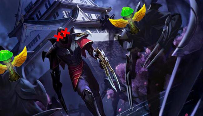 LMHT: Phát hiện bug Zed có tầm nhìn sau khi bị hạ gục, feed to win là có thật?