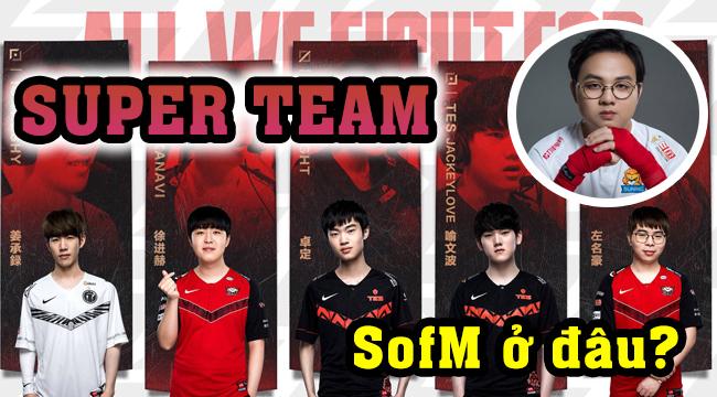 LMHT: BTC LPL khiến cộng đồng VN tức giận khi không xếp SofM vào Super Team