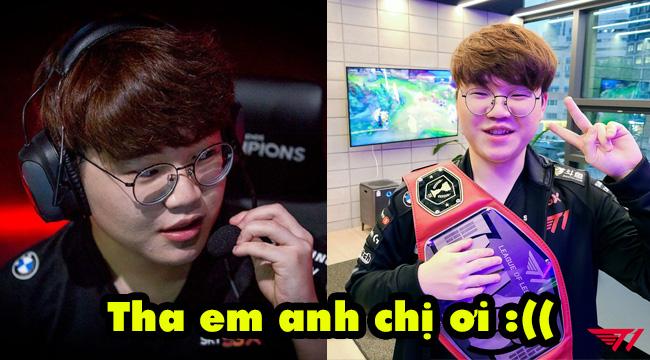 LMHT: Sở hữu tỷ lệ thắng 100% thế nhưng Clozer là người bị fan Hàn công kích nhiều nhất T1