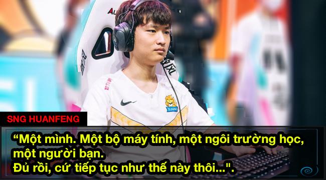 LMHT: Quá khứ cô độc và đầy tổn thương của Xạ Thủ huanfeng – đồng đội của SofM