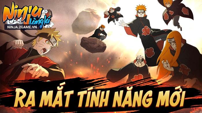Đừng bỏ lỡ sự kiện siêu khủng khi đăng nhập vào Ninja Làng Lá hôm nay