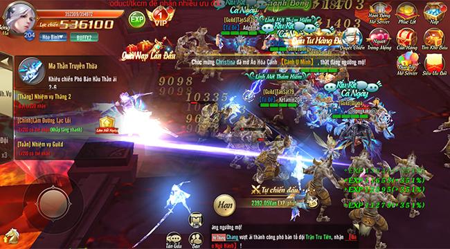Thiên Khởi Chi Môn gửi tặng cộng đồng hàng loạt giftcode giá trị