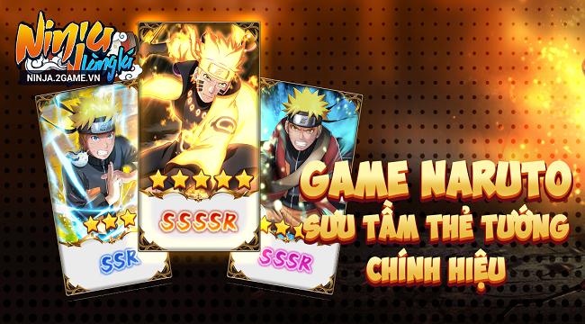 Ninja Làng Lá thả hàng loạt nội dung mới ngay sau nghỉ lễ