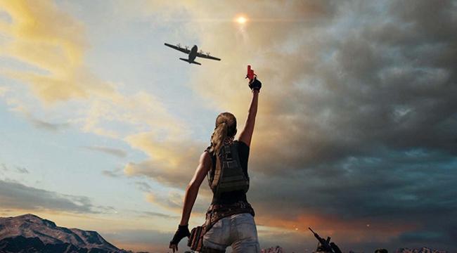 PUBG Mobile: Xuất hiện màn bắn Flare Gun 30 phát cực hiếm trên bầu trời