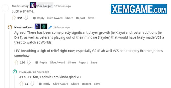 Cộng đồng quốc tế tiếc nuối vì GAM Esports bỏ lỡ CKTG 2020 - Tôi ước được xem Levi đối đầu SofM - Ảnh 3.