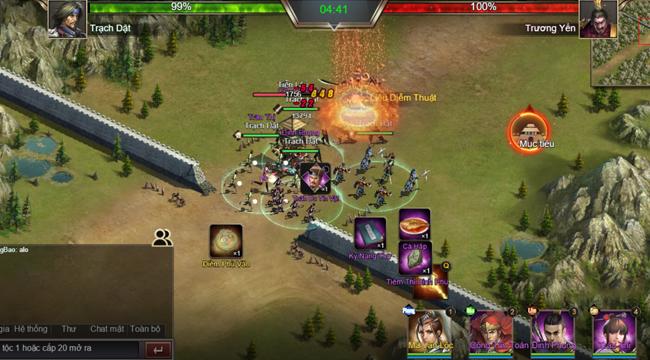 Trải nghiệm Tam Quốc Công Thành H5 – game chiến thuật tiện dụng siêu cuốn!!!