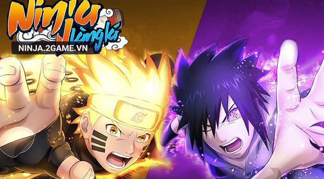 Big Update Ninja Làng Lá mở ra cho người chơi cả một thế giới ninja huyền thoại