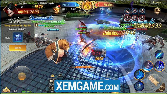 Kỷ Nguyên Z   XEMGAME.COM