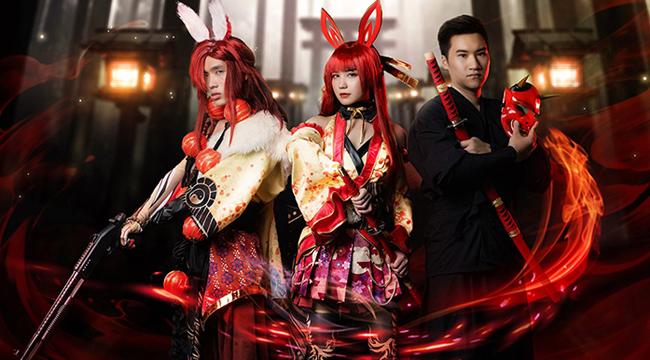 Free Fire: Mãn nhãn với màn cosplay Lục Thiên Hồ đậm chất ma mị