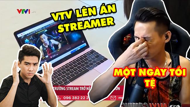 Stream Biz #5: VTV lên án streamer chửi tục – Độ Mixi và PewPew chính thức lên tiếng