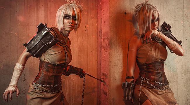 LMHT: Mãn nhãn với cosplay Riven phong cách Awaken đầy bụi trần