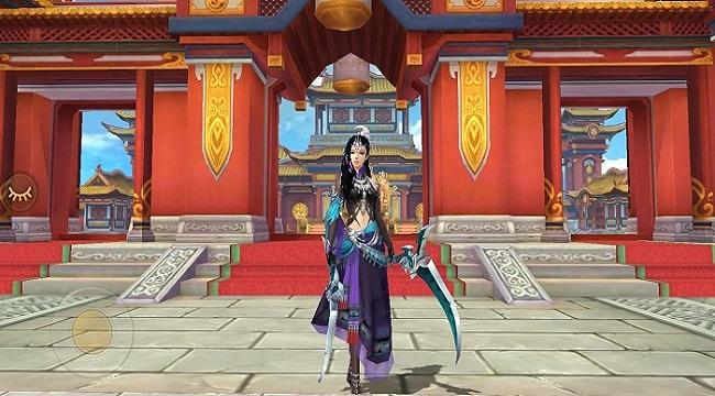 """Đầy tà khí, nhưng Tinh Túc Phái lại khiến người chơi Tân Thiên Long Mobile như """"phát cuồng"""""""
