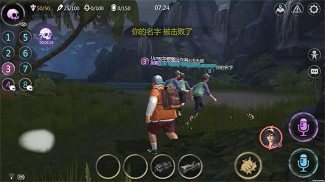 Storm Island – game sinh tồn mới của Tencent đầy ấn tượng