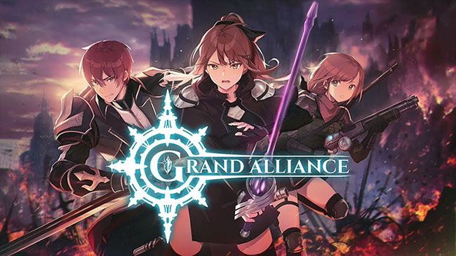 Grand Alliance – game nhập vai anime đầy đẹp mắt