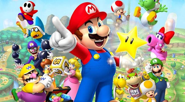 Bất ngờ với nguồn gốc tên thật của nhân vật huyền thoại Mario