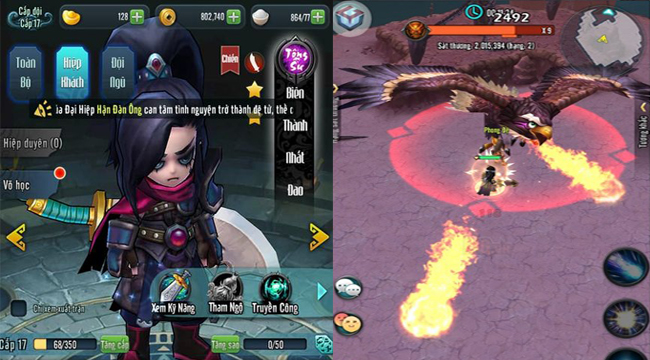 Gameplay đơn giản nhưng tính chiến thuật chuyên sâu của Luận Kiếm Mobile khiến mọi người bất ngờ