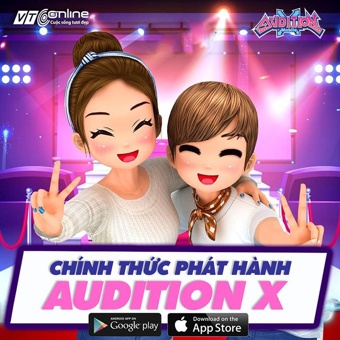 Audition X chính thức ra mắt game thủ Việt  Audition-X-anh-1