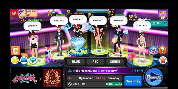 Audition X chính thức ra mắt game thủ Việt  Audition-X-anh-3