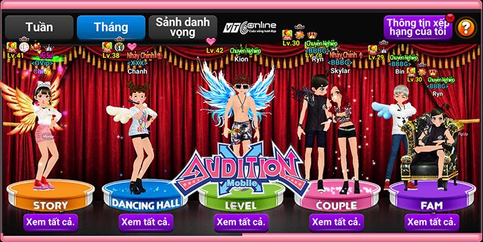 Audition X chính thức ra mắt game thủ Việt  Audition-X-anh-6