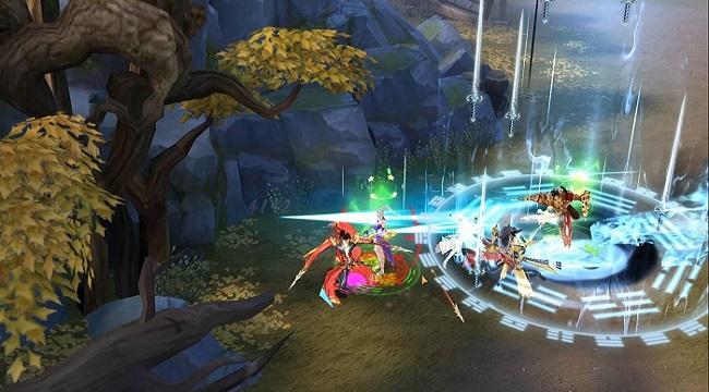 Thiên Ngoại Giang Hồ có hệ thống Ngũ Hành cực kì quen thuộc với game thủ kiếm hiệp