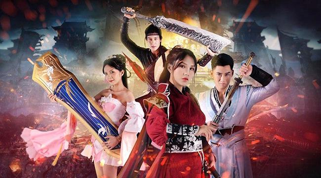 Xuất hiện bóng dáng của hàng loạt hot face cùng cao thủ võ lâm tề tựu về Thiên Ngoại Giang Hồ