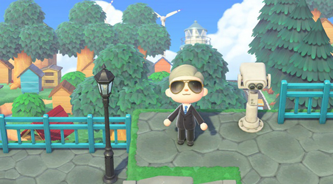 Joe Biden xây hòn đảo trong game để vận động tranh cử