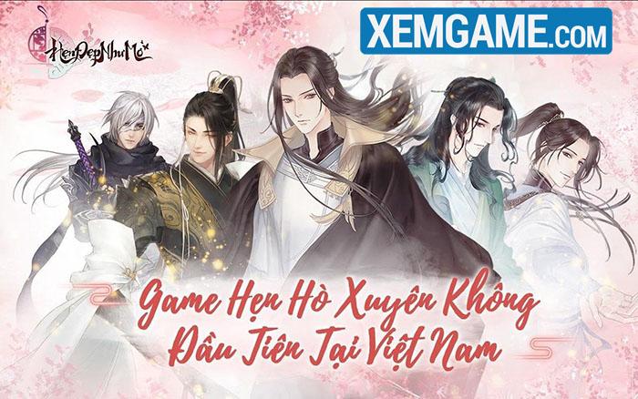Hẹn Đẹp Như Mơ hòa mình vào cuốn truyện ngôn tình nhẹ nhàng Hen-dep-nhu-mo-gioi-thieu-game-4