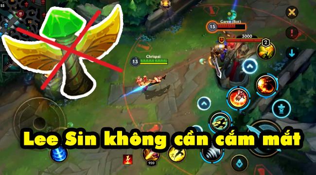 LMHT: Game thủ ngán ngẩm với Lee Sin phiên bản Tốc Chiến