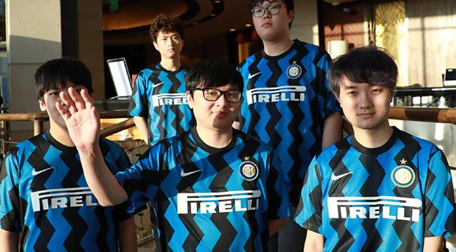 LMHT: Ghi tên mình vào trận chung kết CKTG 2020, CLB Inter Milan chúc mừng Suning