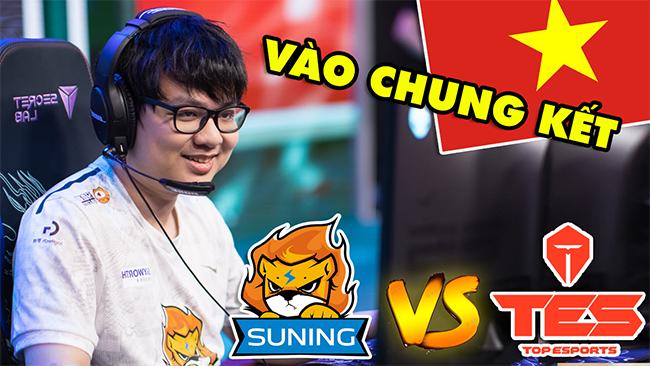 [Bán Kết CKTG 2020] Highlight SN vs TES Full: SOFM là người Việt Nam đầu tiên góp mặt tại chung kết