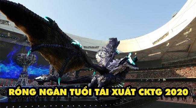 LMHT: Rồng Ngàn Tuổi sẽ bay đến trận Chung kết giữa Suning và DAMWON