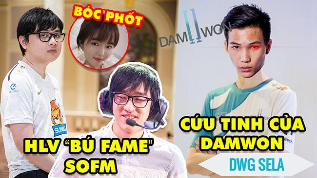 SofM 24h: HLV Hàn Quốc bú fame SofM bị bóc phốt – Lộ diện cứu tinh duy nhất của DAMWON tại chung kết