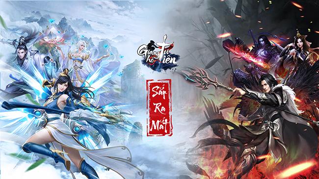 Giang Hồ Tu Tiên – MMORPG tiên kiếm hiệp đặc sắc sắp cập bến Việt Nam