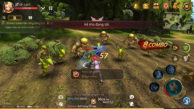Trải nghiệm World of Dragon Nest: bom tấn MMORPG cày cuốc rất đáng thử qua