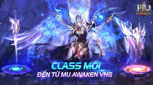 Grow Lancer – class mới cùng khả năng khống chế cực phẩm trong MU Awaken VNG