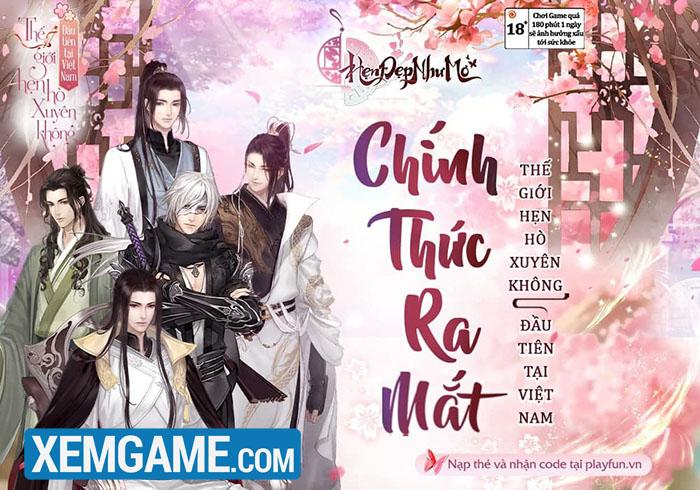 Hẹn Đẹp Như Mơ (Hen Dep Nhu Mo) được NPH Funtap gửi gắm trọng trách giúp hàng triệu game thủ Việt Hen-dep-nhu-mo-ra-mat-chinh-thuc-1