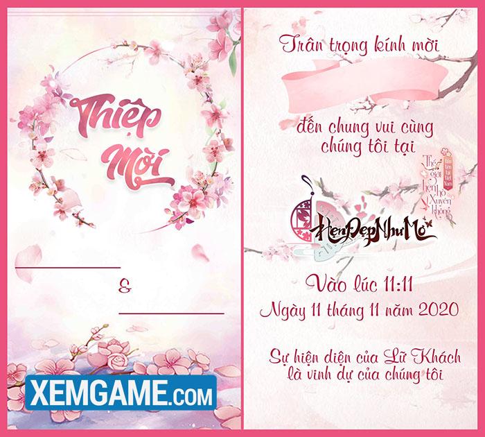 Hẹn Đẹp Như Mơ (Hen Dep Nhu Mo) được NPH Funtap gửi gắm trọng trách giúp hàng triệu game thủ Việt Hen-dep-nhu-mo-ra-mat-chinh-thuc-2