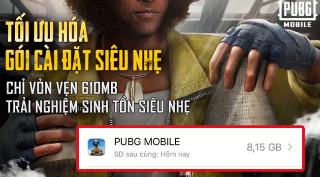 PUBG Mobile: Game thủ kêu gào vì bản cập nhật 1.1 khiến dung lượng tăng đột biến