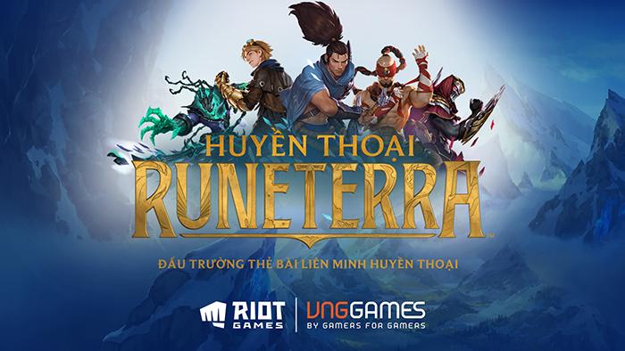 VNG xác nhận ngày ra mắt Huyền Thoại Runeterra