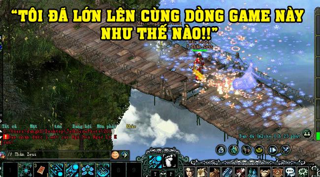 """Võ Lâm Truyền Kỳ 15 năm: """"Tôi đã lớn lên cùng dòng game này như thế nào!!"""""""