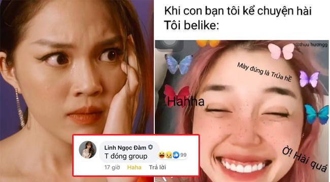 """Linh Ngọc Đàm đòi đóng group vì bị chế meme và phản ứng cực """"gắt"""" của fan cứng"""