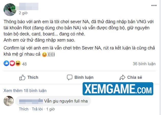 Huyền Thoại Runeterra VNG phát hành: Việt hóa hoàn toàn, không reset dữ liệu