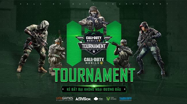 Chân dung 02 khách mời đặc biệt của giải đấu Call of Duty Mobile Tournament