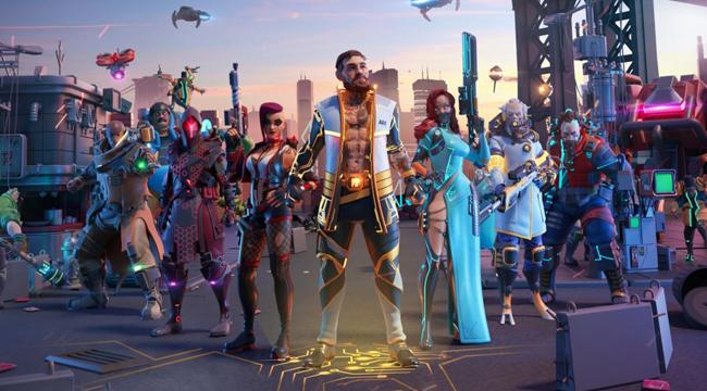 Dystopia: Contest of Heroes – game chiến thuật với đồ họa đầy màu sắc