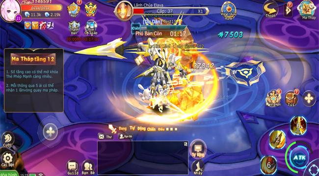 Khế Ước Ma Thuật – biến hình cơ giáp trong tựa game MMORPG đầy hấp dẫn
