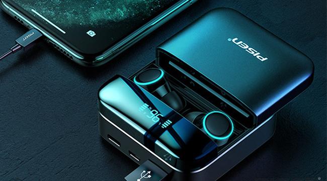Tai nghe PISEN True Wireless A-Buds2000 gọn nhẹ, khoe cá tính
