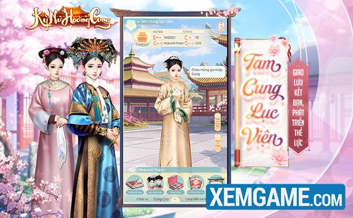 Tải game Kỳ Nữ Hoàng Cung cho điện thoại Ky-nu-hoang-cung-gioi-thieu-game-8